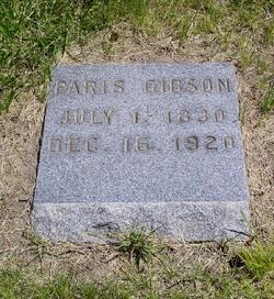 Paris Gibson