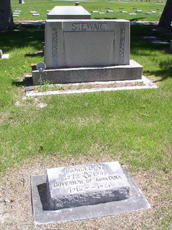 Samuel Vernon Stewart