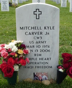 Mitchell Kyle Carver, Jr