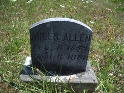 Miles Allen