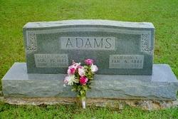 Hattie Matilda <i>Biggs</i> Adams