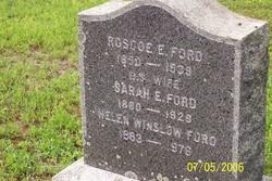 Sarah E. Ford