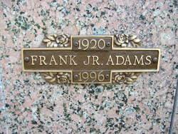 Frank Adams, Jr
