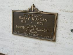 Rosemary La Planche