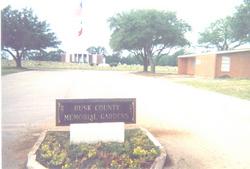 Rusk County Memorial Gardens