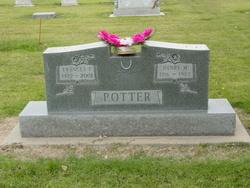 Francisca Isabel Frances <i>Conaway</i> Potter