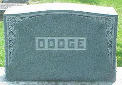 Jabez Seymour Dodge