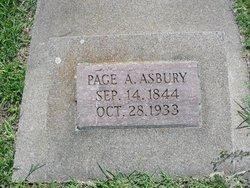 Page Akin Asbury