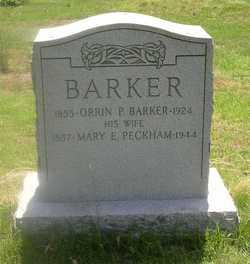 Jane A. <i>Kenyon</i> Barker