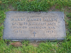 Corp Harry James Allen