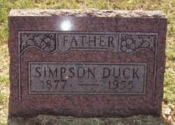 Simpson Duck