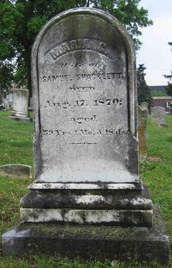 Maria G. Shacklett