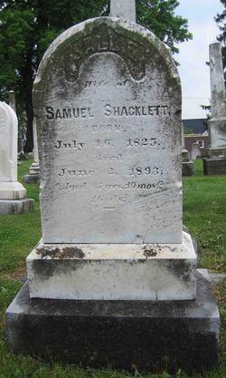 Sallie Shacklett