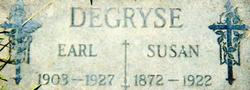 Earl De Gryse