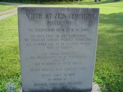 North Mount Zion Cemetery