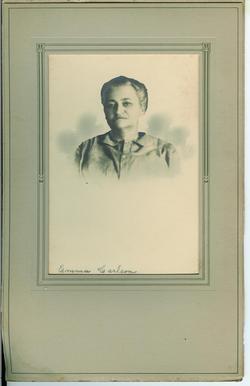 Emma Louisa <i>Cornell</i> Carlson