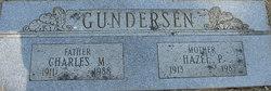 Charles Mathew Gundersen, Sr