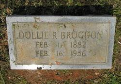 Dollie <i>Rogers</i> Brogdon