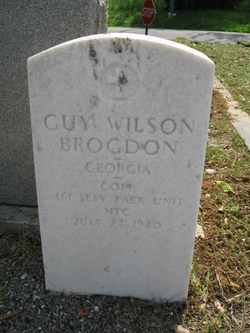 Guy Wilson Brogdon