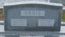 Harry Arnold Davis
