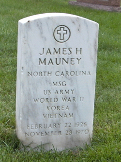 James Howard Mauney