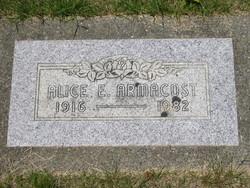 Alice Edith <i>Morrison</i> Armacost