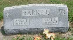 Anna F. <i>Russell</i> Barker