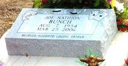 Joe Nathion Bunch