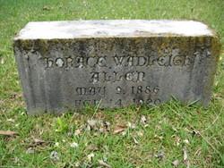 Horace Wadleigh Allen