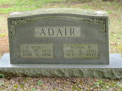 James Robert Adair