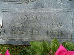 Nancy Emiline <i>Henthorn</i> Burnett