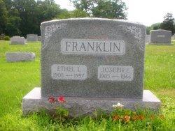 Joseph Earl Franklin