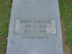 Bobby Gene Garland