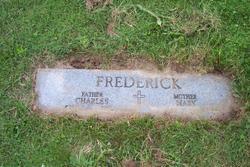 Mary A. <i>McDonald</i> Frederick