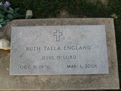 Ruth Talla England
