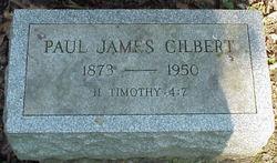 Paul James Gilbert