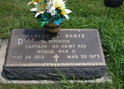 Capt Albert J Bartz