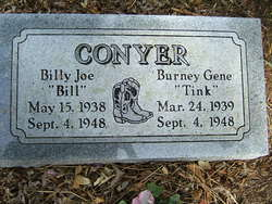 Billy Joe Conyer