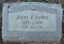 John P. Evans