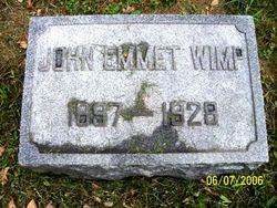 John Emmet Wimp