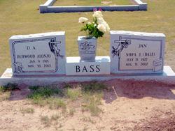 Nora J. Jan <i>Dale</i> Bass
