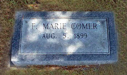 F Marie Comer