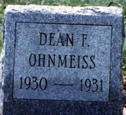 Dean F Ohnmeiss