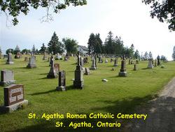 Saint Agatha Roman Catholic Cemetery