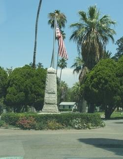 Corona Sunnyslope Cemetery