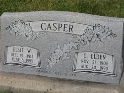 Charles Elden Casper
