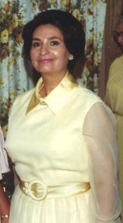 Janice Faye <i>Johnson</i> Blevins