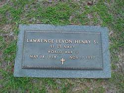 Lawrence Levon Henry, Sr
