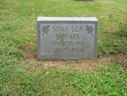 Nina Lea Sheats