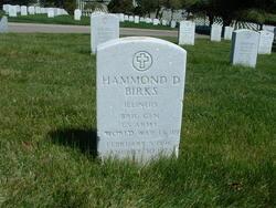 Hammond Davies Birks
